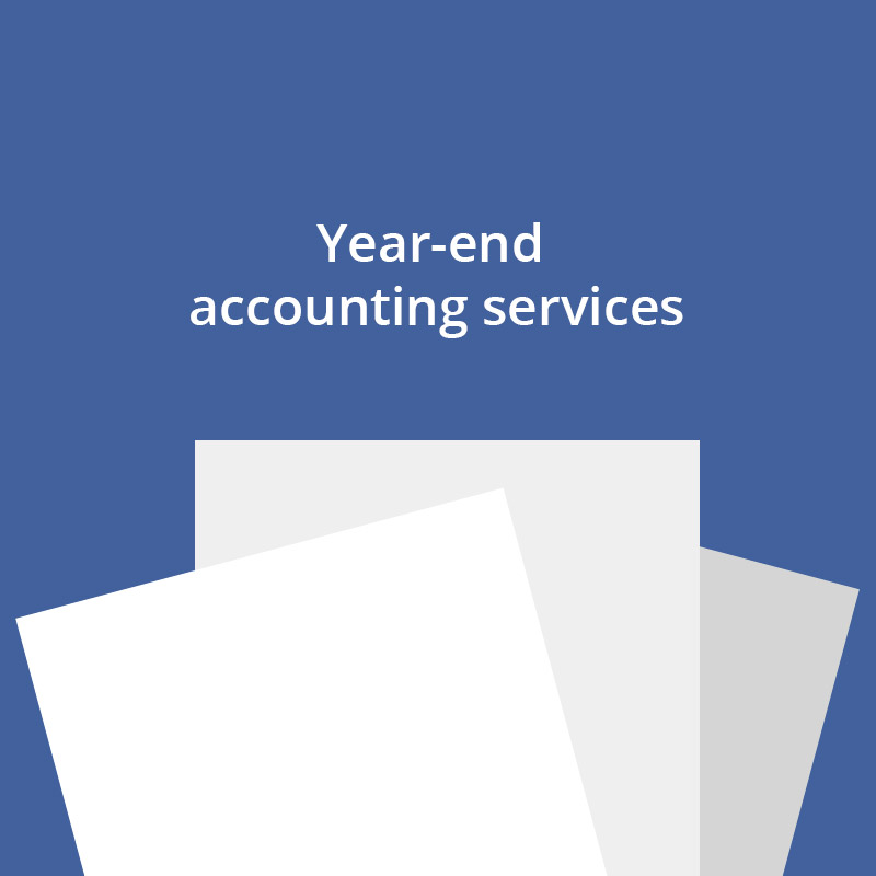 Year End Accounting Services